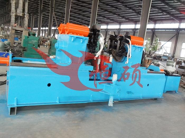 北京消声器双头封口机