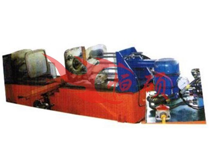 油箱设备隔板压装机