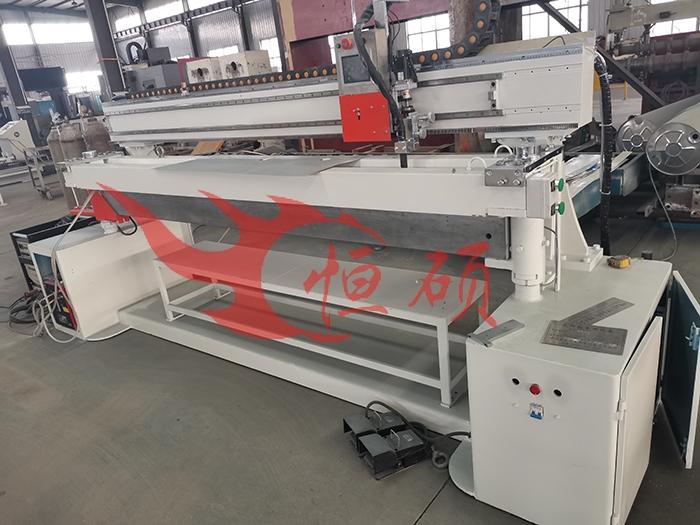 北京铝合金油箱直缝焊机