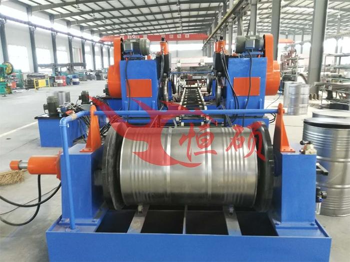 浅谈制桶设备生产线的发展史以及组成要求。